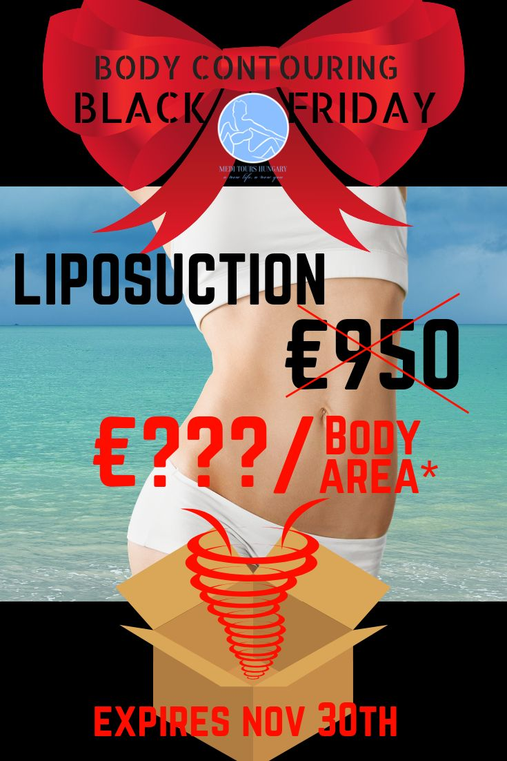 With good skin and muscle tone, the results of liposuction can be amazing and pe…