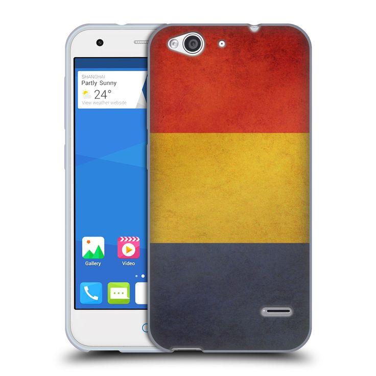 HEAD-CASE-DESIGNS-VINTAGE-FLAGS-SET-5-SOFT-GEL-CASE-FOR-ZTE-PHONES