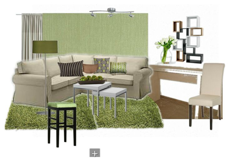 www.re-make.gr olioboard ideas for a green living room remodel