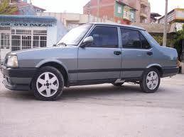 Ankara Bünyamin Rent A Car farkıyla; 1995 Model Tofaş Doğan
