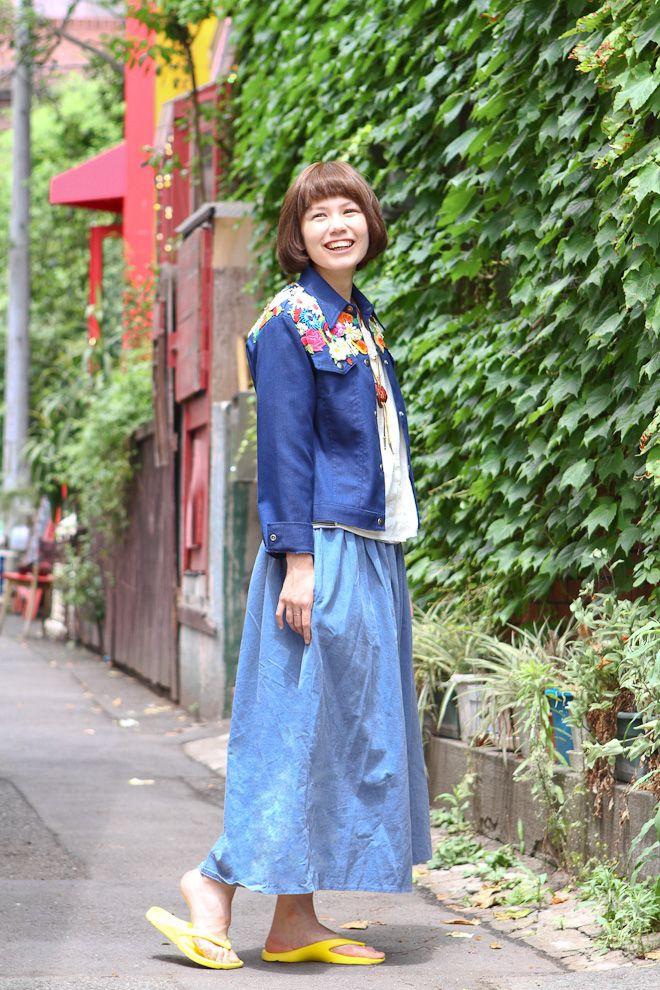 【ストリートスナップ】Betula@Street of Harajyuku, Tokyo Fashionsnap.com | Fashionsnap.com