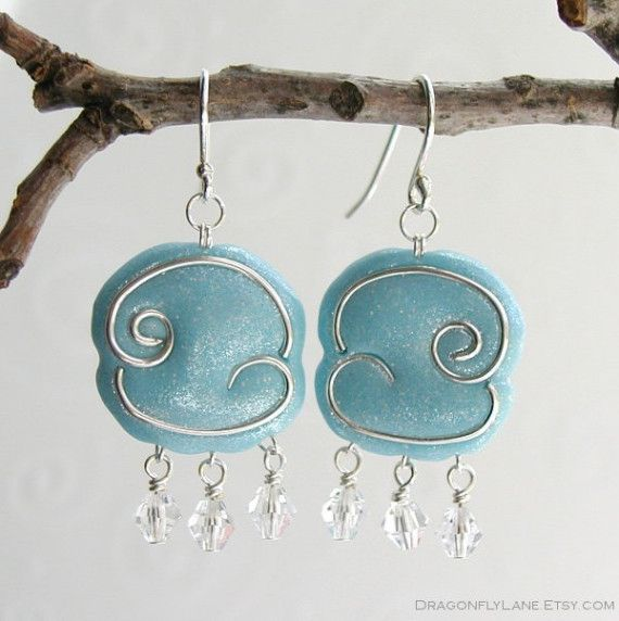 389 best Polymer Clay and Wire images on Pinterest | Polymer clay ...