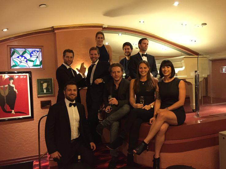 Jame's #Bond night with #Pod #squad.  #Neverloseyourpetagain