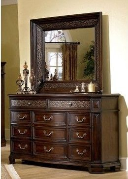Accessorize A Dresser Costa Dorada Modern Dressers Chests And Bedroom Armoires In 2018 Pinterest