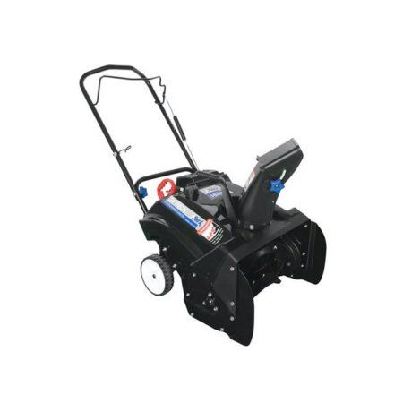 Aavix AGT1424 24-Inch 208CC 2-Stage Electric Start Self-Propelled snow blower, Multicolor