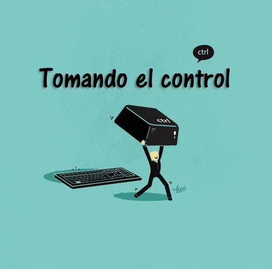 yesss! take control!!!