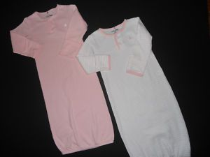 Baby Gap Outlet set of 2 bundlers 0-3 months