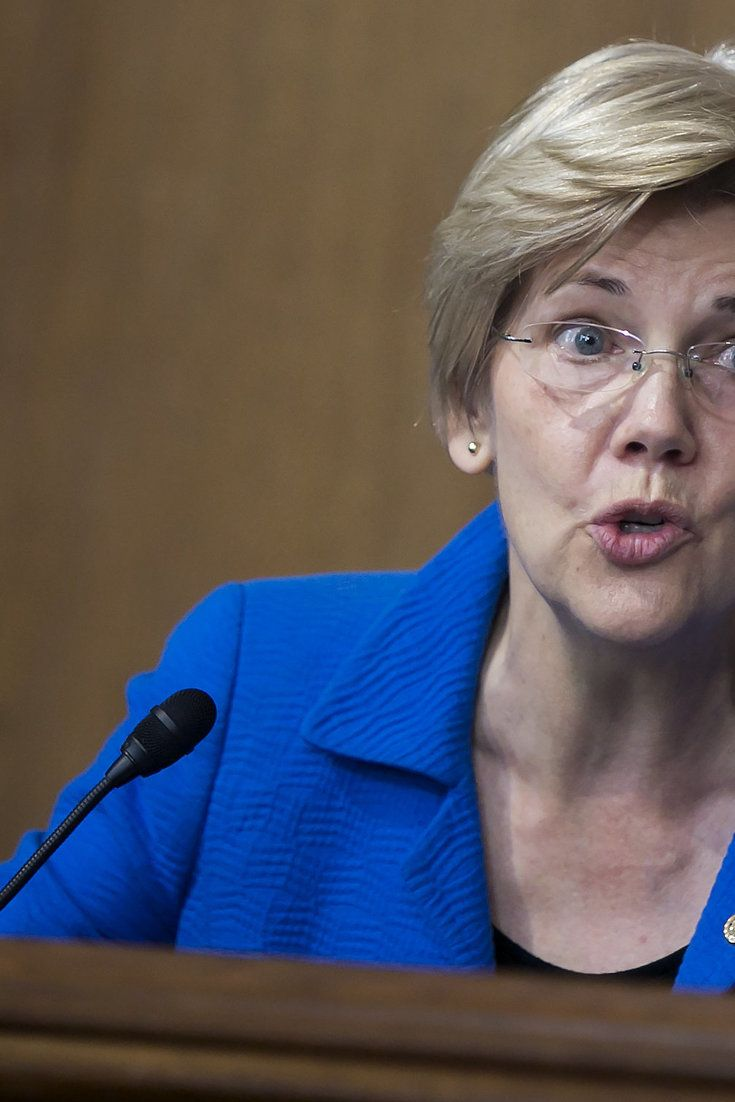 Elizabeth Warren Points Out How Unfair This Hiring Practice Can Be
