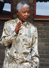 "Nelson Mandela:  ""The Afrika Tikkun project demonstrates in a practical and sustainable manner what can be done with limited resources, great commitment and passion. The challenge to reach all the disadvantaged people of South Africa remains a paramount one...Afrika Tikkun represents the best of what civil society can offer in partnership with Government's considerable efforts"""