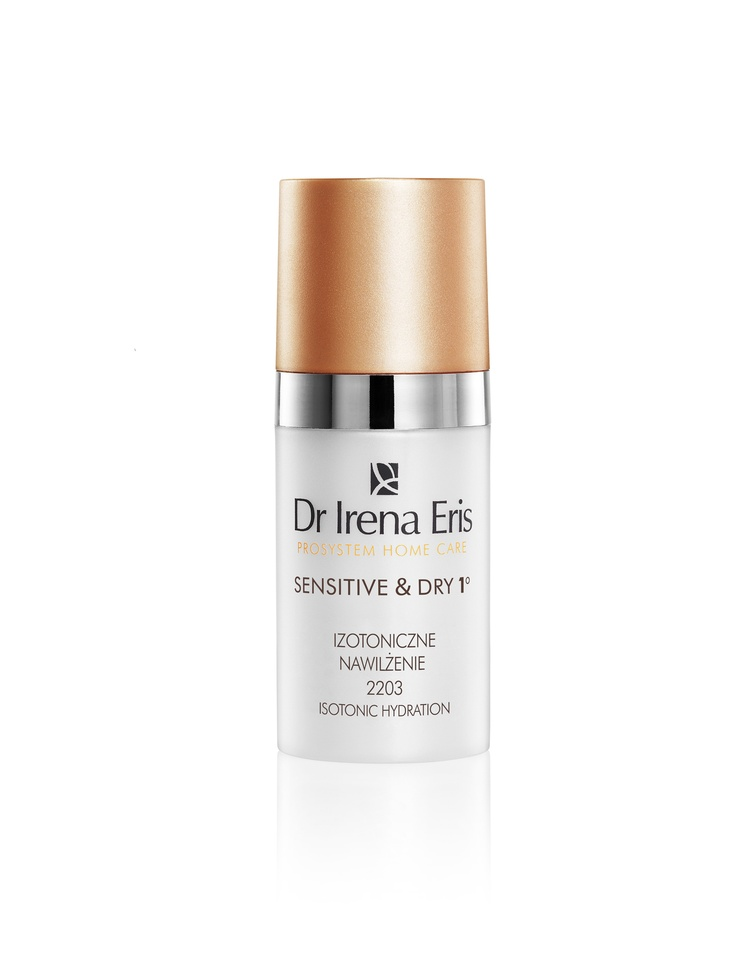 PHC 2203 SENSITIVE & DRY IZOTONIC HYDRATION Night & day eye cream available for purchase in Dr Irena Eris Cosmetic Institutes