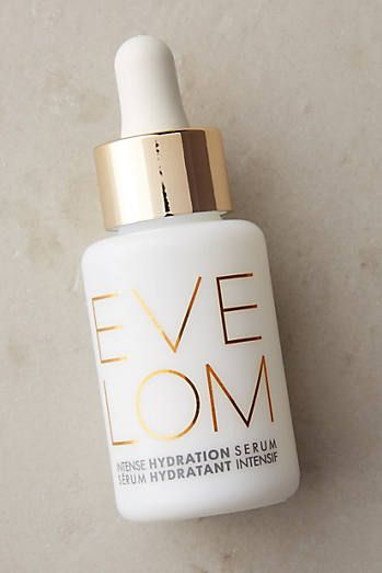Had - Eve Lom Intense Hydration Serum. Very hydrating indeed. But does need to combine with moisturiser. Face oil is better in comparison as in the summer no need for extra layer