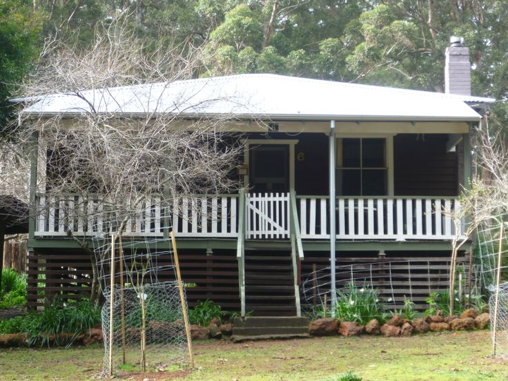 The cabin we stayed at, Donnelly River Holiday Village