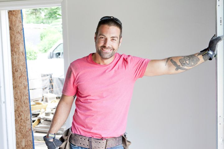 Anthony Carrino... seriously doesn't get any hotter than a man that is educated, has manners, can design, build and just look this damn good! OH MY GAWD! #HGTV Although I watch HGTV shows, this one is serious EYE CANDY other than the remods. LAWDY'DAY!