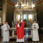 Misa de la Celebración de la Pasión del Señor en la Catedral Basílica Nuestra Señora del Valle con el Sr. Obispo Mons. Luis Urbanč: Que la muerte y la resurrección de Jesús produzcan un cambio en nuestra vida