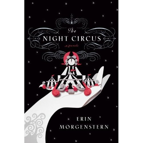 The Night Circus, by Erin Morgenstern. A complete treat for your imagination. I'd love to see this made into a movie!