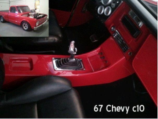 1967 Chevy Stepside Truck