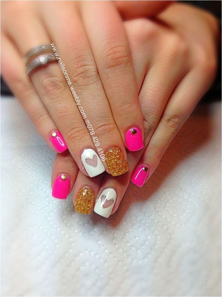 25+ Best Ideas About Cute Gel Nails On Pinterest