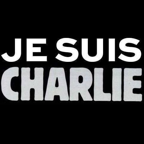 #Jesuischarlie January 7th 2015 RIP. Freedom of expression is a right and nobody has the right to take it from us.