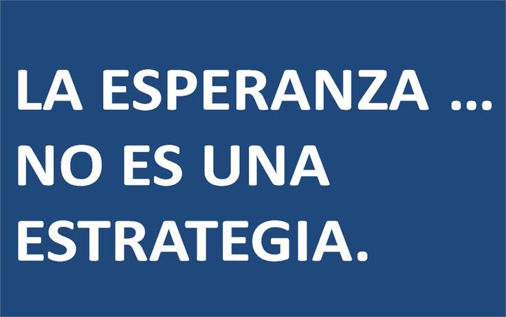 Frases Estrategia negocio