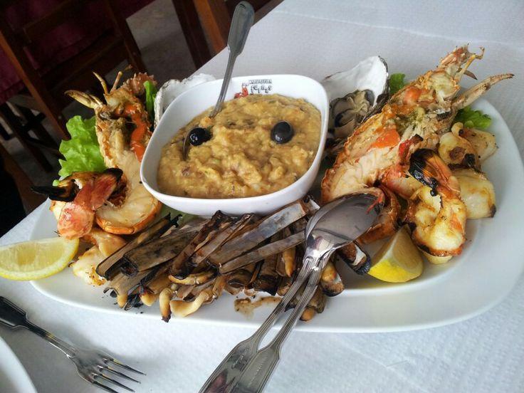Ericeira seafood platter