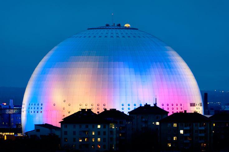 Globen, Stockholm, Sweden