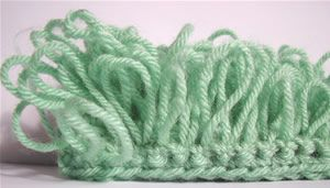 Crochet Spot » Blog Archive » How To Crochet: Loop Stitch - Crochet Patterns, Tutorials and News