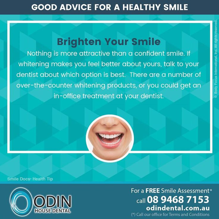 #HealthyTip — Brighten Your Smile… / For a Free Smile Assessment*, please call 08 9468 7153 - www.OdinDental.com.au / (*) Please call our office for Terms & Conditions. #SmileDocs #SmileDeals #practice #confidence #cosmetic #job #tmj #dentistry #services #implant #invisalign #zoom #whitening #dental #filler #preventive #dentist #oral #cosmetic #teeth #smile #innaloo