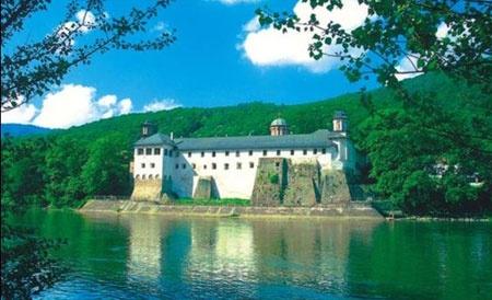 Manastirea Cozia, Valcea