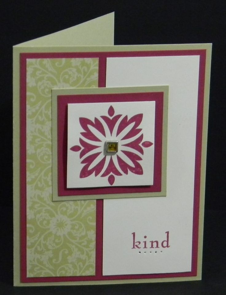 245 best images about cards su baroque motif on pinterest for Elegant homemade christmas cards