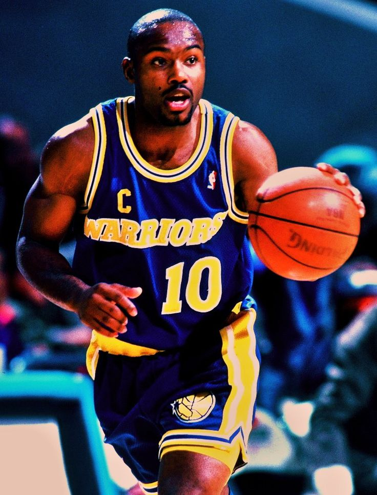 """Tim Hardaway - The first guy to make the crossover an """"essential offensive tool"""" in the game. His cross was ridiculous."""