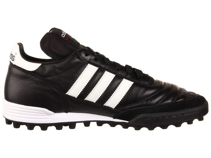 adidas Mundial Team Soccer Shoes Black/White