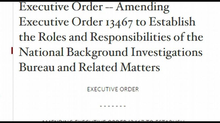Obama Quietly Signs Another Executive Order, Positions for Top Ranking F...