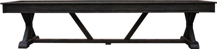 Brazos River Pro-Style Shuffleboard Table
