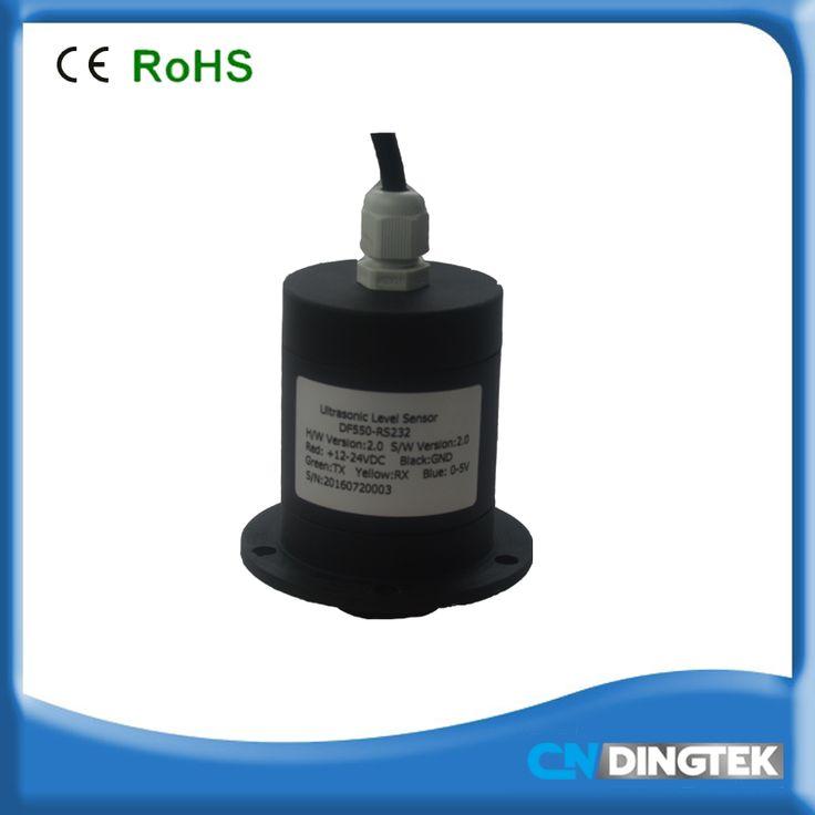 Air level sensor ultrasonic level meter integrate GSM/GPRS/WIFI/LoRa/Bluetooth/NB-iot for liquid solid storage tank