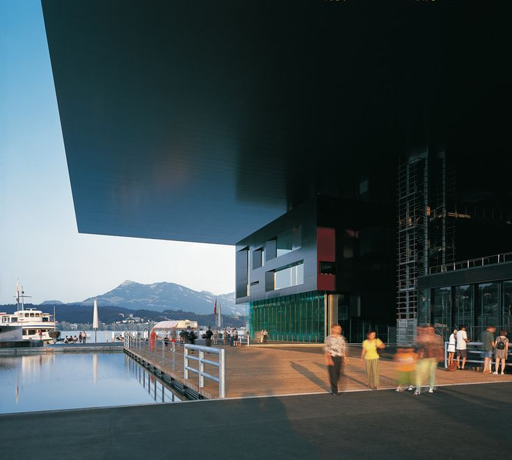 Cultural and Congress Centre in Lucerne, Switzerland | DETAIL inspiration