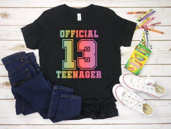 13th birthday tshirt 13th birthday gifts for men Oh Ship I/'m 13 gift for 13th Birthday Party 13th birthday gift