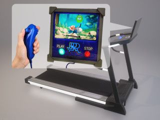 RiteRatoR : World's First Fitness Gaming Device