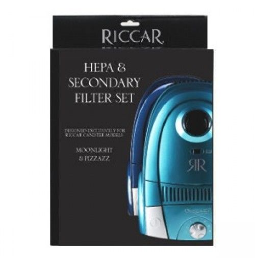 Riccar HEPA Media and Secondary Filters for Pizzazz and Moonlight >>>#Riccar #VacuumFilters