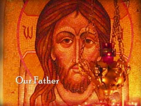 The Lord's Prayer - Otche Nash, Отче Наш (Slavonic with English) - YouTube