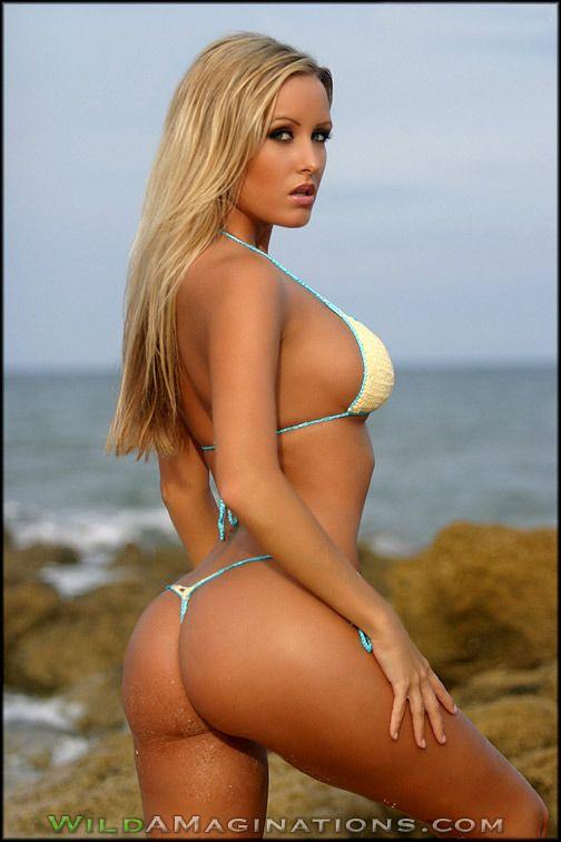 Jessica denney bikini model