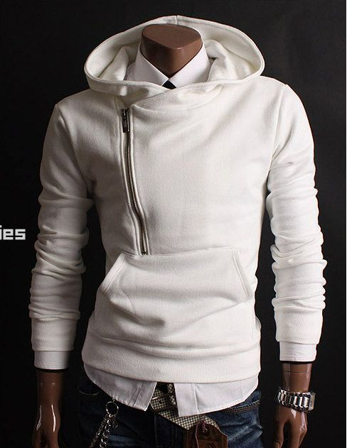 different, but fashionable hoodie:
