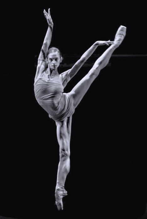 z- Polina Semionova- 'Caravaggio'