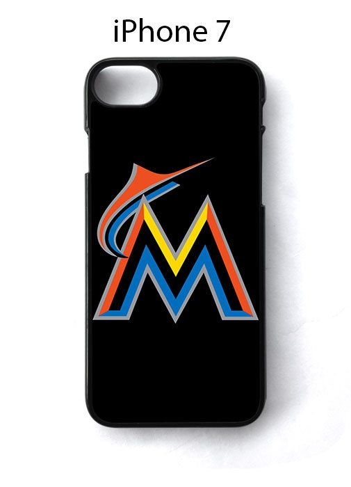 Miami Marlins iPhone 7 Case Cover - Cases, Covers & Skins