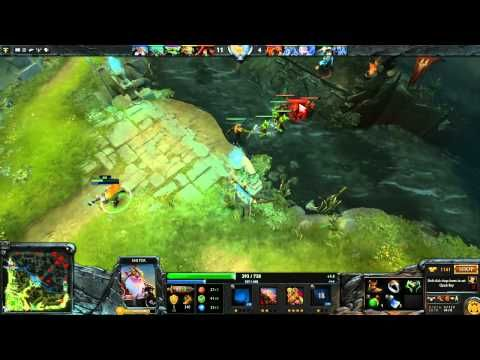 Dota 2 - gameplay 2 - Dota 2 is a Free to play, MOBA (multiplayer online battle arena), Action and Strategy Game