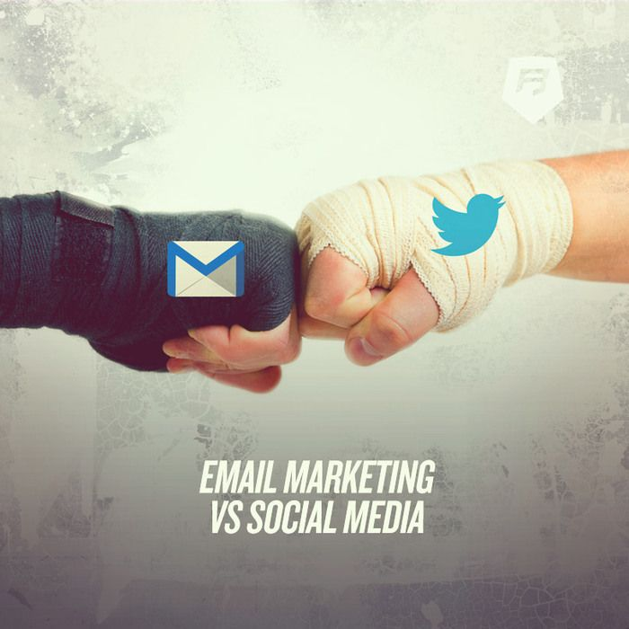 Una batalla que vale la pena ver en primera fila... #RedesSociales VS #emailmarketing  >>> http://emailmarketing-rebeldesonline.com/email-marketing-vs-redes-sociales/