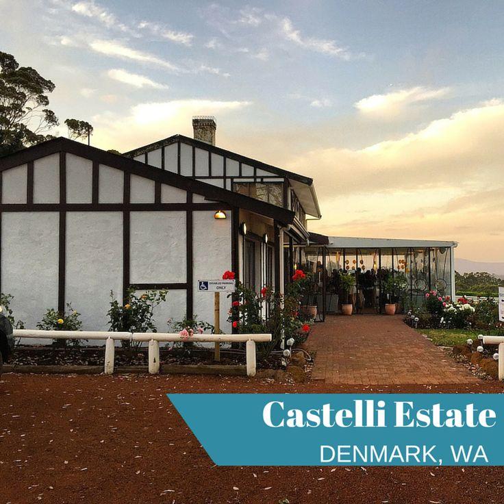 Visting Castelli Estate in Denmark