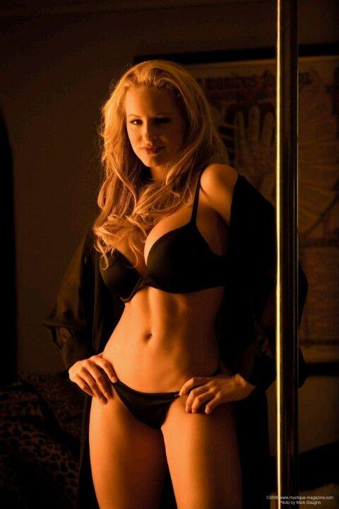 hot girl naked in a dark room