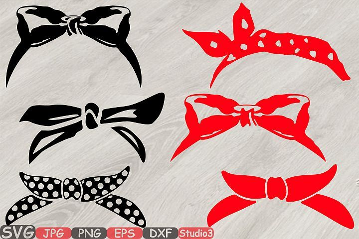 Cow Bandana Free Files Svg