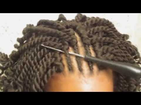 ... Hair Inspirations Pinterest Crochet Twist, Kinky Twists and Kinky