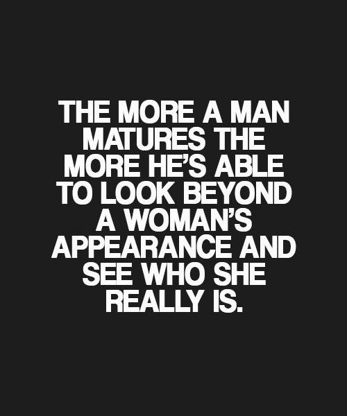 Men who are always after the next hottest chick are shallow, boring, and make every other woman miserable. Go for the nice (not boring) guy who maybe doesn't look like Prince Charming, but will make you feel like he is.